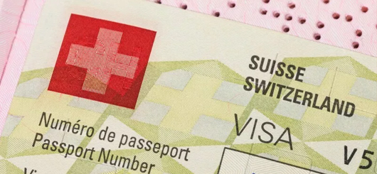 Suisse visa for residence