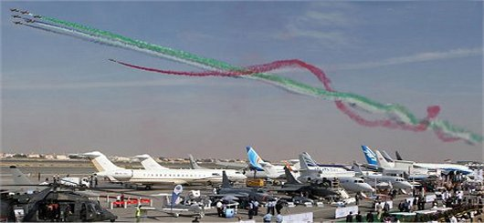 Countdown to the Dubai Airshow 2019, which presents itself as the most important aerospace-space event in the world.