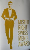 Mister Right Swiss Men's Award - Casting - Arosa